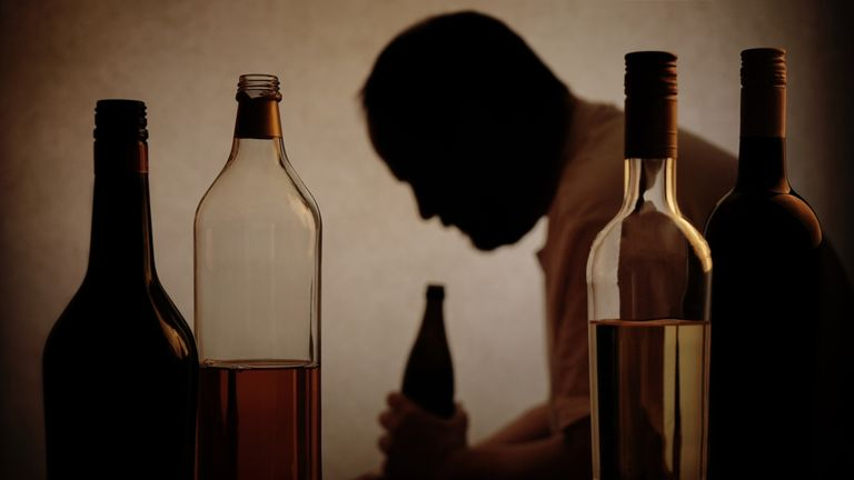 Some 700,000 teenagers are being 'damaged' by parents with alcohol abuse problems