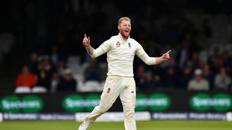 England cricketer Ben Stokes