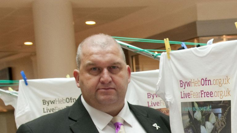 Assembly government minister Carl Sargeant has been suspended by Labour