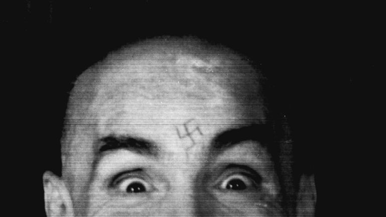 Charles Manson in 1989