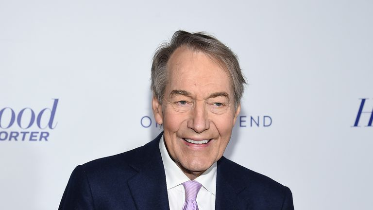 Charlie Rose says he is 'deeply embarrassed' by the claims