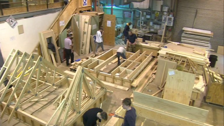 """Building industry bosses have warned the Government they will need a generous immigration regime after Brexit to avoid a """"cliff edge"""" if EU workers are restricted.COHEN VT"""