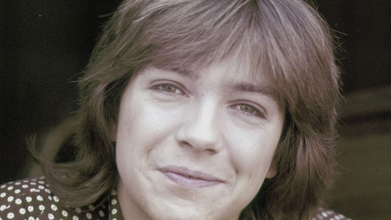 David Cassidy was one of the biggest stars in the World