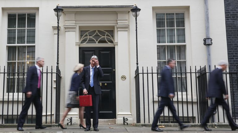 Philip Hammond is facing questions over his planned cut in stamp duty
