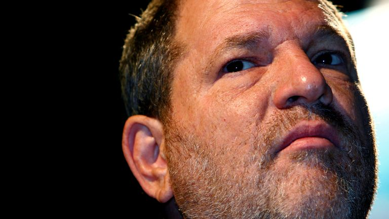 Weinstein now faces sex trafficking allegations in addition to rape and sexual harassment claims
