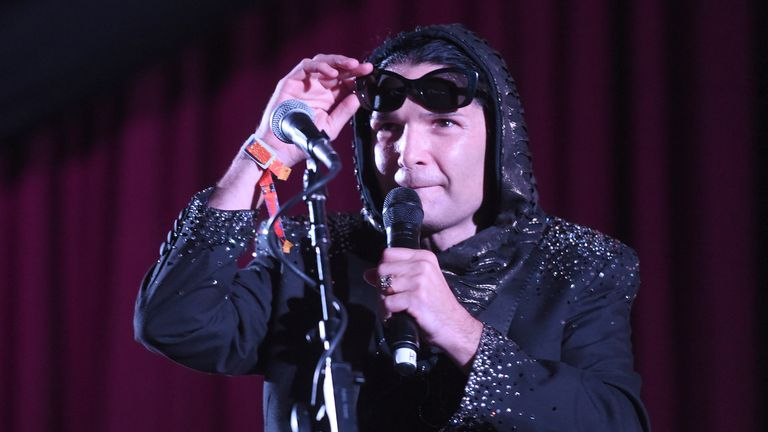 Former child actor Corey Feldman has also levelled accusations of abuse