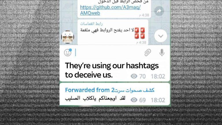 The Iraqi hackers tackling Islamic State