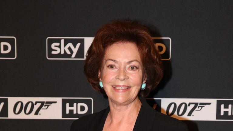 Karin Dor played Helga Brandt in 1967