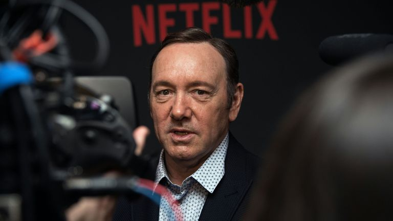 Netflix has suspended filming of House Of Cards series six