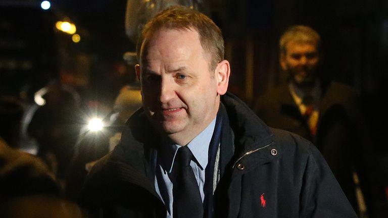 Irish police whistleblower Maurice McCabe