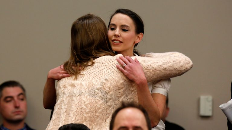 Victim Rachael Denhollander described Nassar as a 'master manipulator'