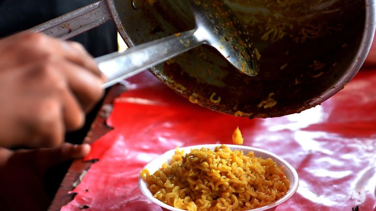Nestlé India has said it will appeal the fine over its Maggi brand
