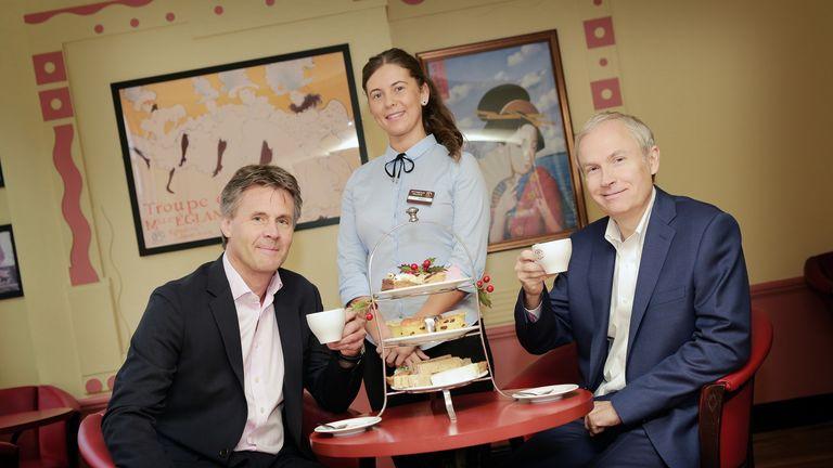 Johnson bakes fresh plan for sale of Gail's parent