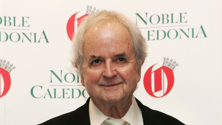 Rodney Bewes attends The Oldie Magazine's 'Oldie Of The Year Awards 2007' at Simpson's-in-the-Strand on March 13, 2007 in London, England.