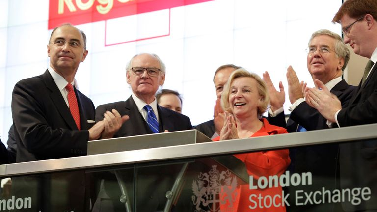 Donald Brydon is chairman of the LSE Group