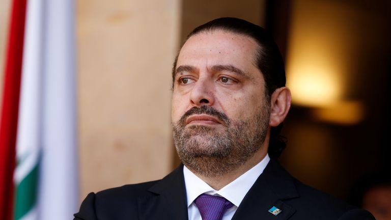 Lebanon's prime minister Saad al-Hariri has resigned