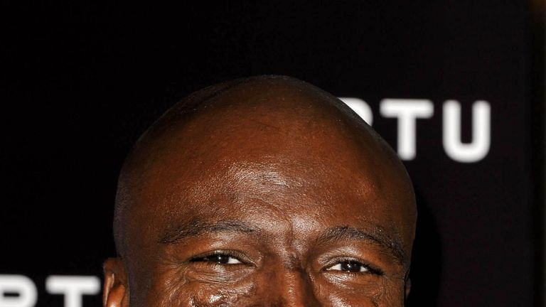 "Seal will ""duet"" with Sinatra on the track"