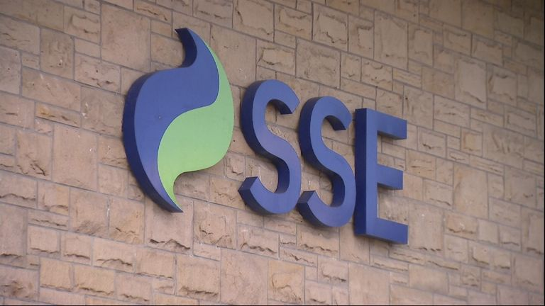 SSE is the country's second-biggest household energy supplier