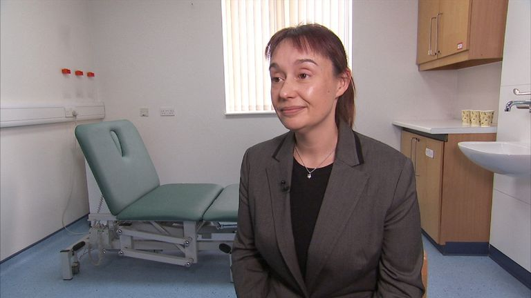 Dr Vanessa Goodall said the surgery 'didn't get a single applicant' for its GP vacancies