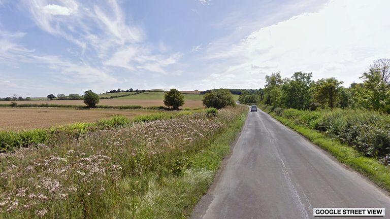 Waddeston Hill