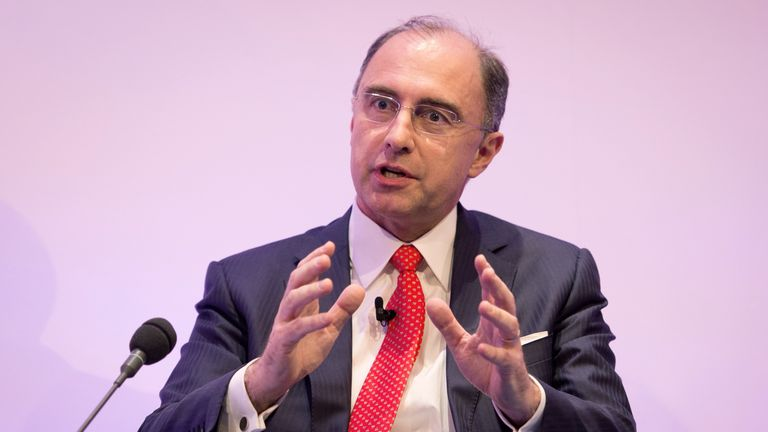 Xavier Rolet has been chief executive of the London Stock Exchange since 2009