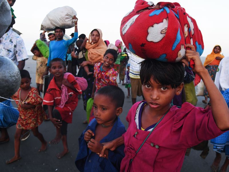 Why has the world failed to stop Rohingyas being driven from Myanmar?