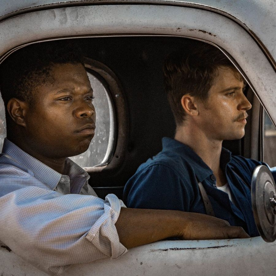 Jason Mitchell and Garrett Hedlund in Dee Rees Oscars-bound Mudbound