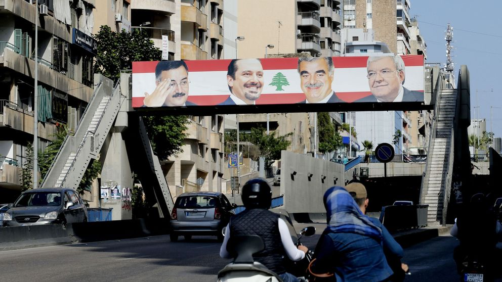 Lebanon has a troubled recent history