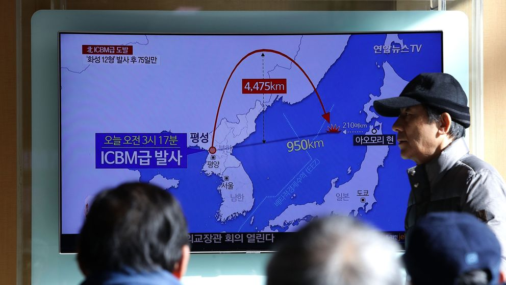 The good and bad news about North Korea's most powerful long-range missile  launch