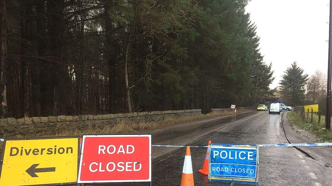 School bus crash in Aberdeen