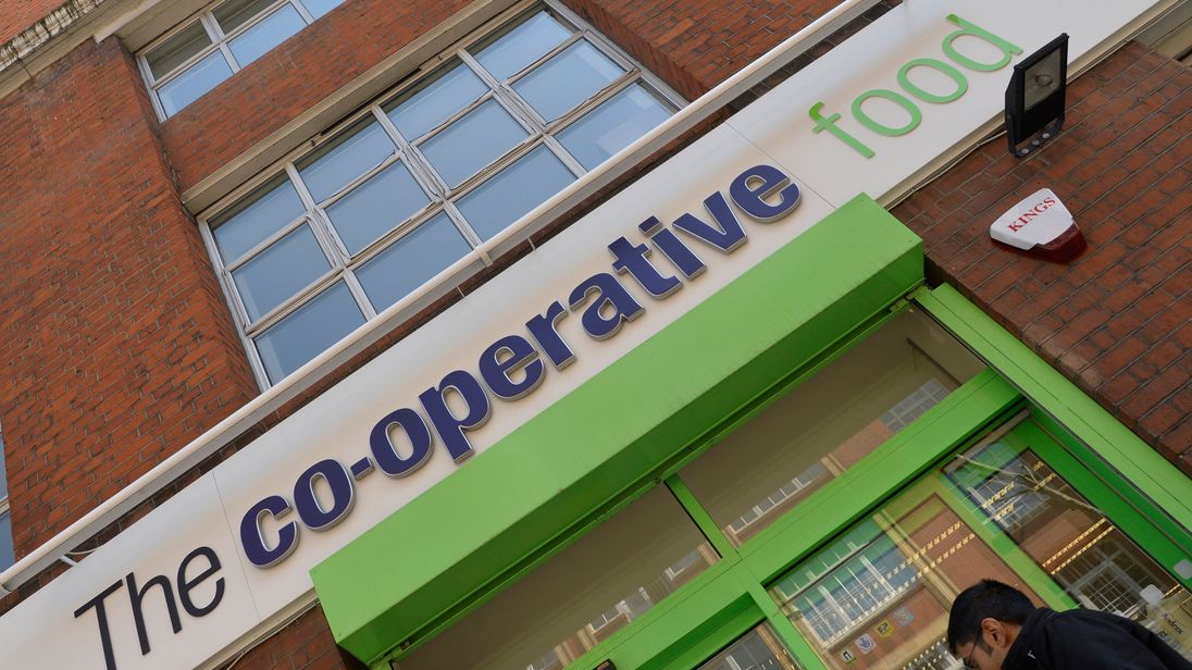 Co-op returns to profit with new 'focus on convenience'