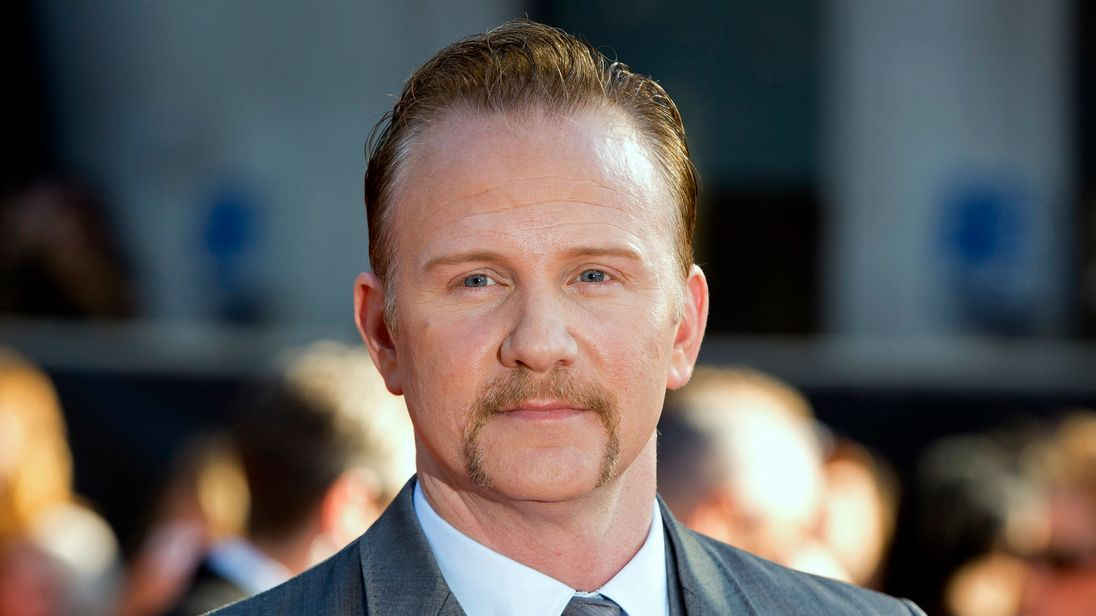 I am part of the problem, documentary maker Morgan Spurlock admits