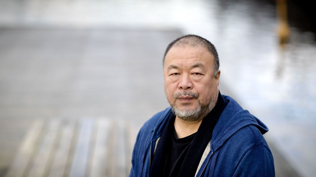Artist Ai Weiwei has made a documentary about the global refugee crisis
