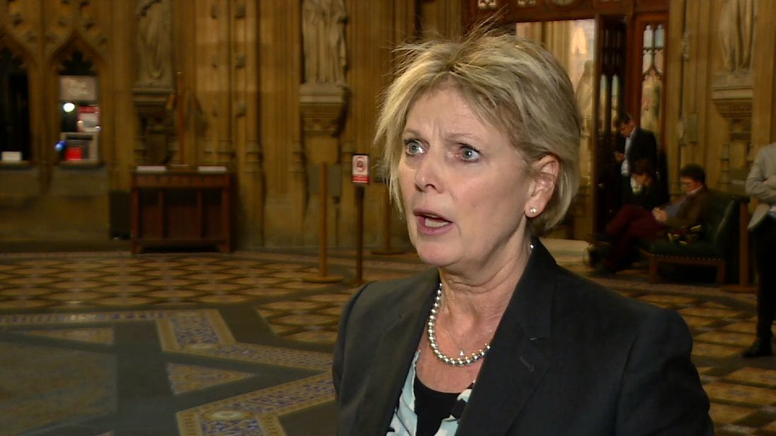 Soubry: 'Parliament has been excluded'