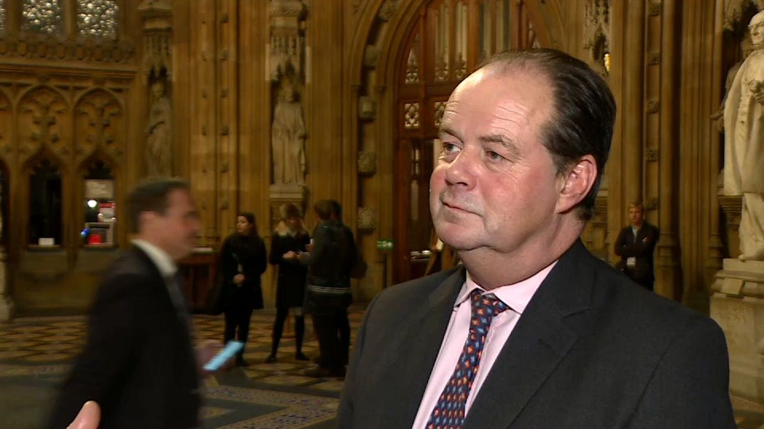 Conservative MP Steven Hammond