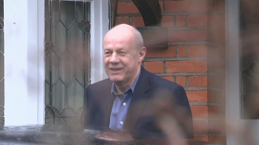 Damian Green sacked after 'misleading' statements over computer porn allegations