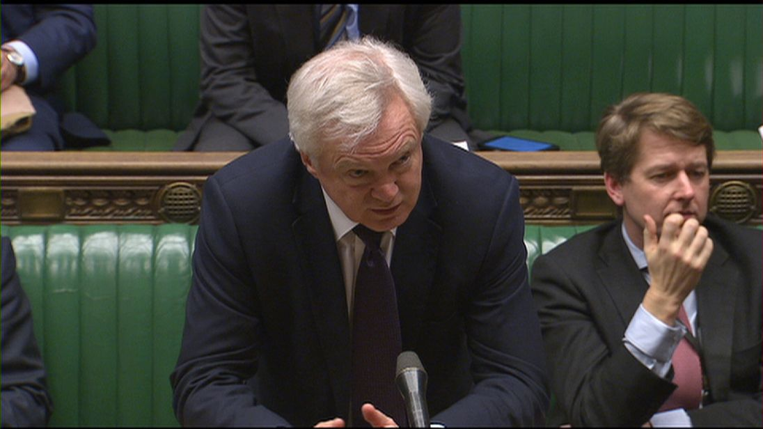 PM faces tough questions on Brexit deal collapse