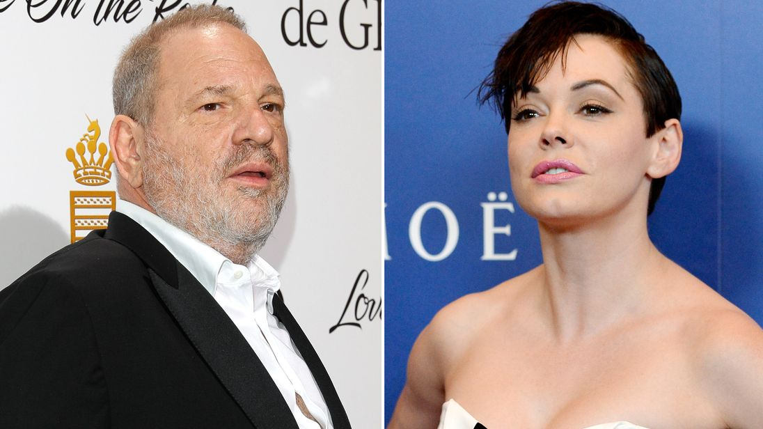 McGowan Details Alleged Assault by Weinstein