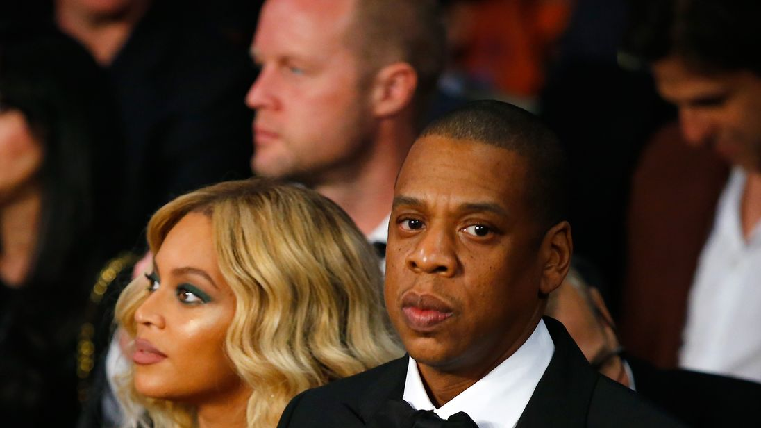 Beyoncé and Jay-Z star in new 'Family Feud' video teaser