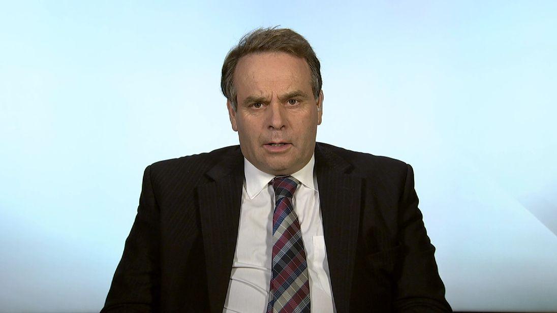 Conservative MP Neil Parish