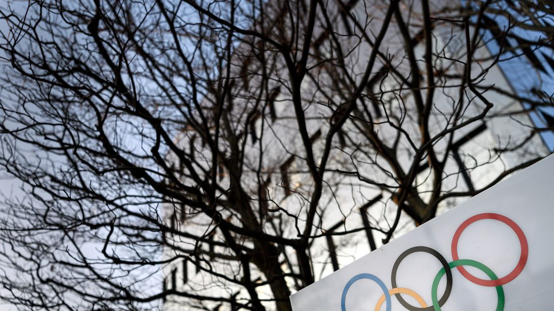 Russia's Olympic team banned from Games