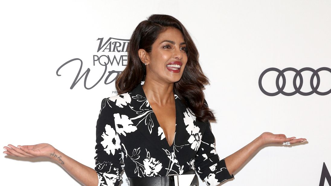 Priyanka Chopra has been rumoured to be a potential bridesmaid for Meghan Markle