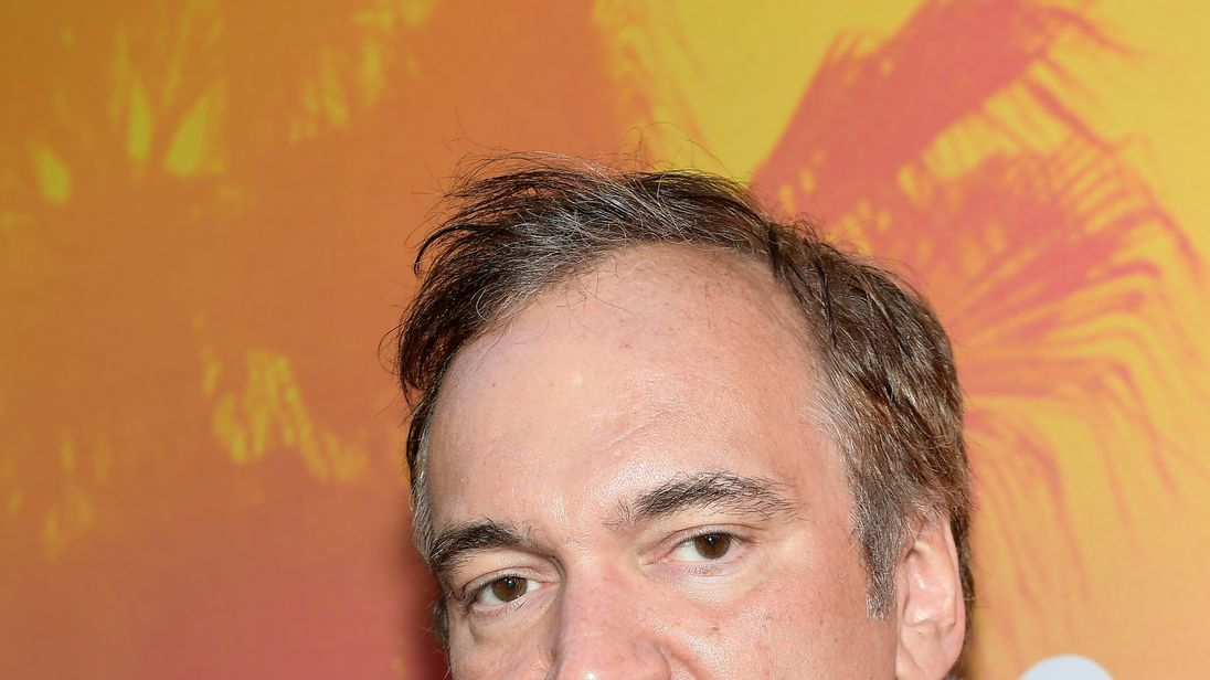 Quentin Tarantino developing new Star Trek movie
