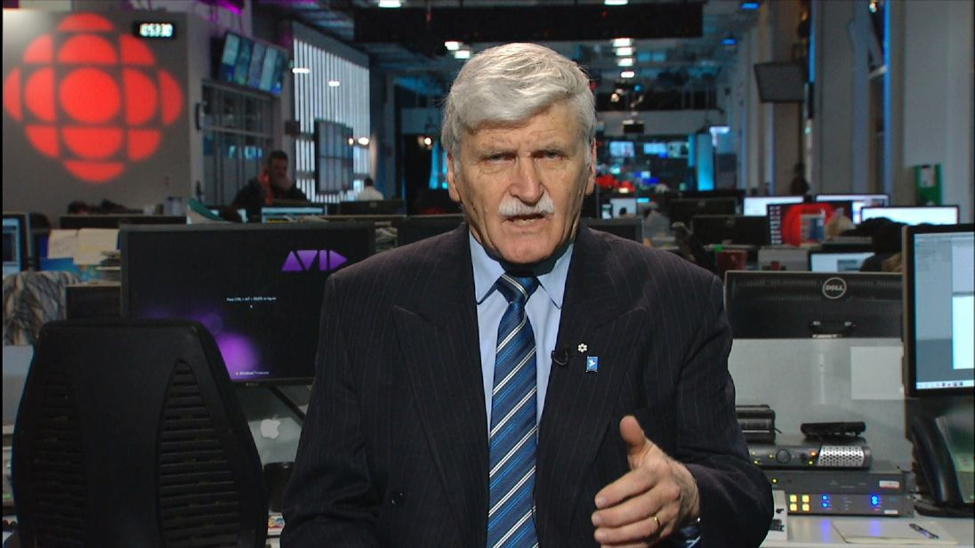 Lt General Romeo Dallaire says what is happening to the Rohingya in Myanmar is genocide