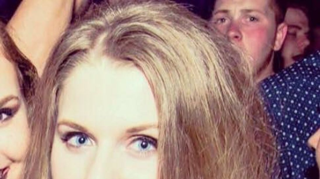Sophie Smith has been missing since the early hours of Boxing Day. Pic: Norfolk Police