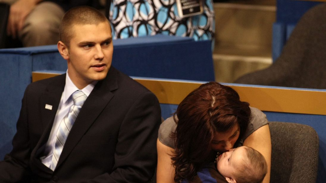 Track Palin Is Arrested For Domestic Violence & It's Not The First Time