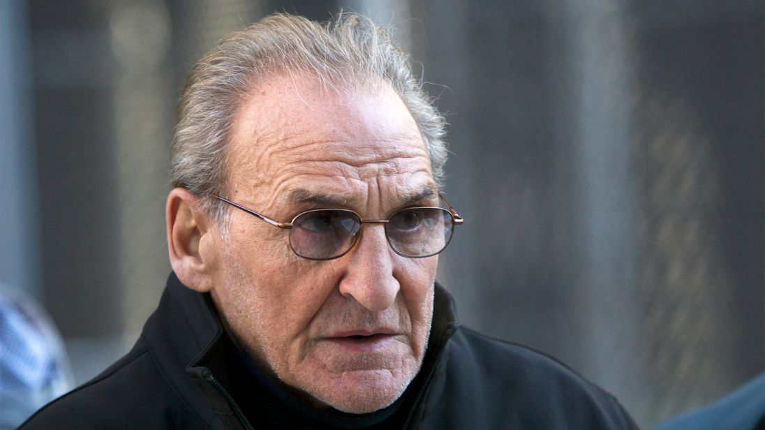'Goodfellas' mobster gets 8 years for arson, says he'll die in prison