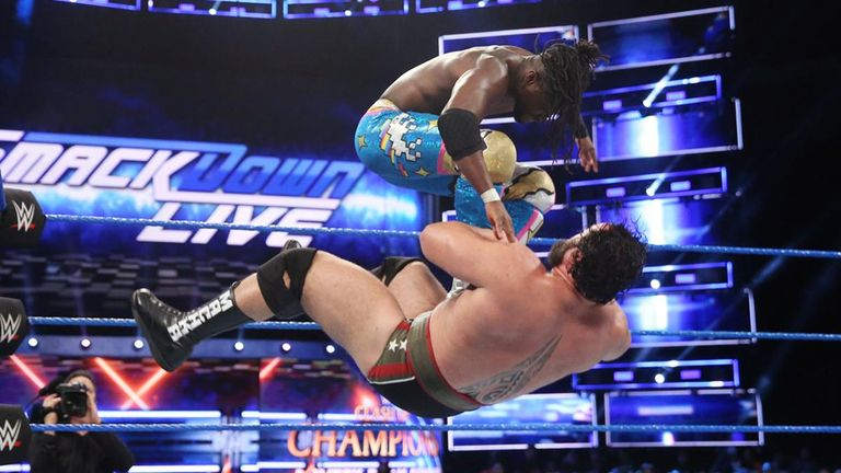 We've picked out the best moves and moments from this week's WWE SmackDown.