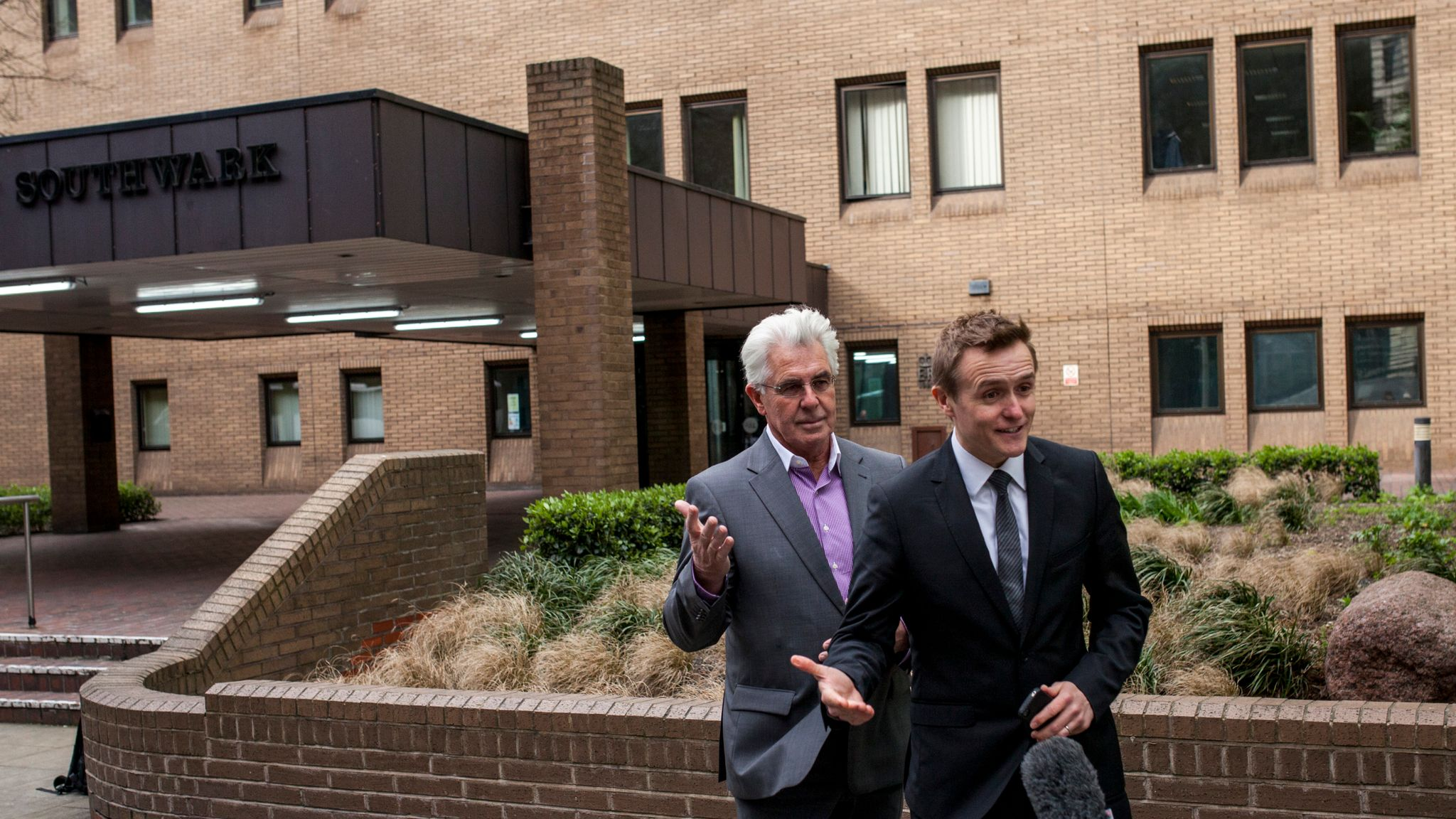 Why Max Clifford crept up behi...