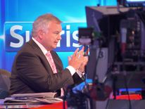 Former Sky News Sunrise presenter Eamonn Holmes is receiving an OBE